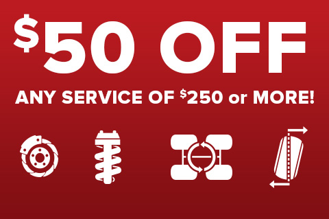 $25 off any maintenance or mechanical service of $100 or more!