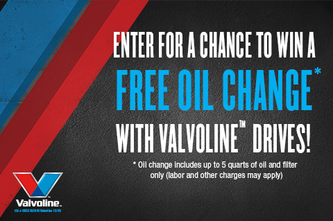 EnterforachancetowinaFreeOilchange!