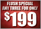 Any 3 Fluid Exchanges Only $199