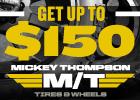 Mickey Thompson Visa
