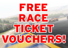 Free Day at the Races with a Purchase at Big O Tires!