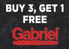 Gabriel's Legendary Buy 3, Get 1 Free