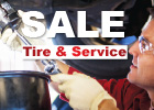 Buy 4 Big O Brand Tires, Get a FREE 4-Wheel Alignment AND a FREE 5 Quart Oil Change!