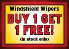 Wiper Blade Sale!