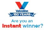 Valvoline Celebrating 150 Years Texting Promotion