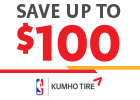 Back to School Kumho Tire Rebate