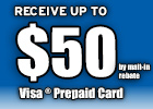 National BR - Citi Get Up to $50 Visa® Prepaid Card