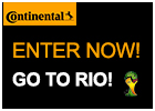 Continental Tire FIFA Sweepstakes!