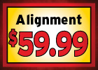 Alignment Special $59.99