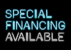 Special Financing!!