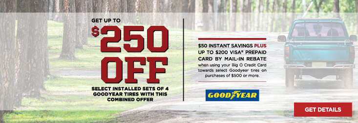 Regional- March Get up to $250 off Gdyr