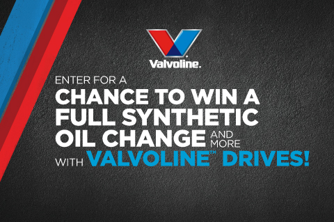 Enter for a chance to win an Oil change!